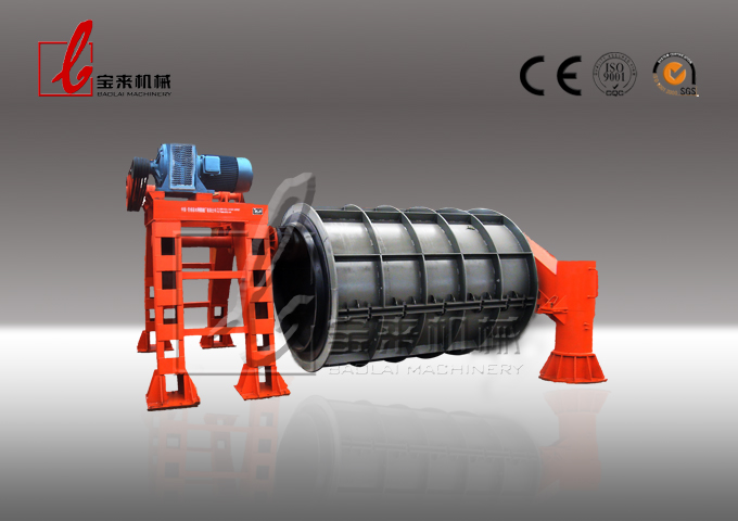 Sell!hanging Roller Reinforced Concrete Pipe Machine